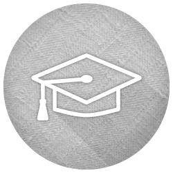 Graduation Category Icon With Shadow1
