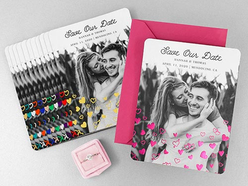 Shop Now For Save The Date Foil Magnets 500x3751