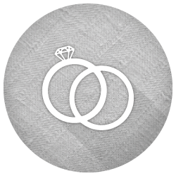 Wedding Category Icon With Shadow1