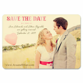 Frolic 1 Save The Date Magnets