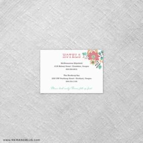 Ashland 7 Reception Card