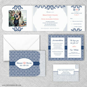 Celebrate All Inclusive Invitation Set
