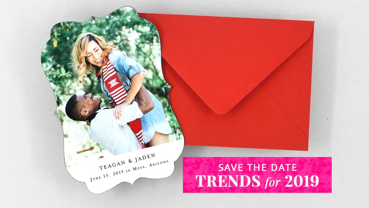 Save the Date Magnets Our Favorite Trends