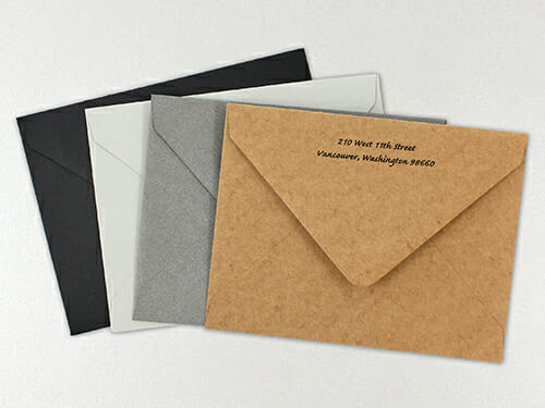 Envelope Colors Available 500x375