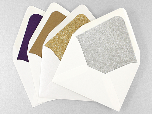Envelope Liners Available 500x375