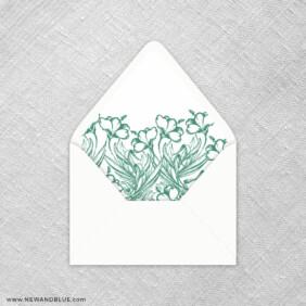 Aloha 9 Envelope Liner