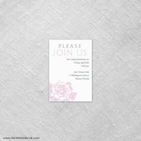 Arbor 7 Reception Card