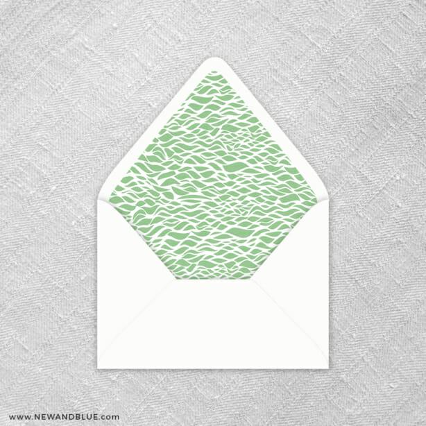 Astoria 9 Envelope Liner