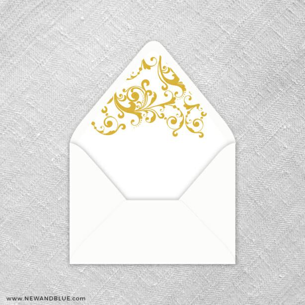 Bellini 9 Envelope Liner