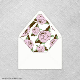 Bettie 9 Envelope Liner