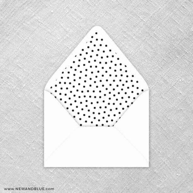 Calliope 9 Envelope Liner