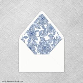 Charlotte 9 Envelope Liner