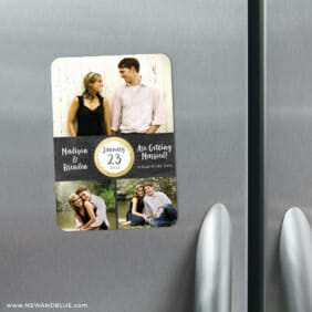 Our Special Spot 3 Scratch Off Refrigerator Save The Date Magnets1
