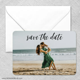 Over The Moon 1 Save The Date Magnets