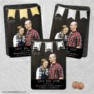 Soiree 2 Scratch Off Save The Date Fridge Magnet1