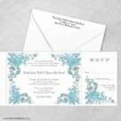 Newburyport All Inclusive Invitation With Postcard Rsvp