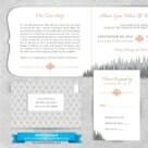 Skamania All Inclusive Wedding Invitations 10