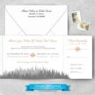Skamania All Inclusive Wedding Invitations 9