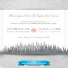Skamania All Inclusive Wedding Invitations 6