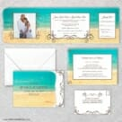 Kona All Inclusive Invitation Set