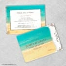 Kona All Inclusive Invitation Front And Back