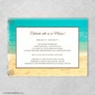 Kona All Inclusive Invitation Back Panel