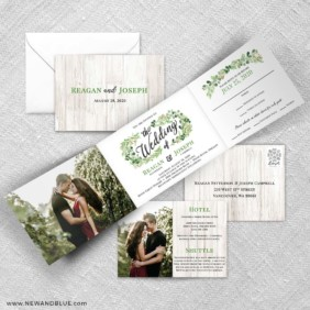 Jubilee All Inclusive Invitation Suite By New And Blue