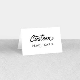 Custom Place Card Nb 1000X1000