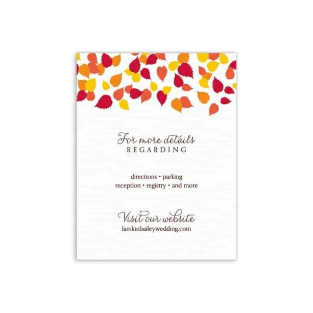 Celebration Love Nb Additional Insert Card White Back