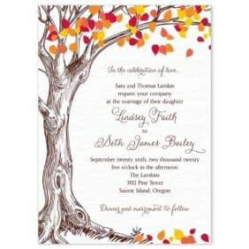 Celebration Love Nb Wedding Invitation