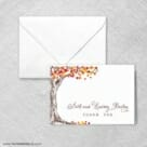 Celebration Love Nb Thank You Card And Envelope