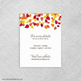 Celebration Love Nb Additional Insert Card
