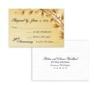 Triumph Nb Rsvp Card And Envelope White Back