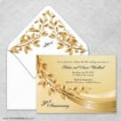 Triumph Nb Wedding Invitation With Envelope Liner