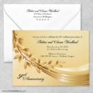 Triumph Nb Wedding Invitation With Envelope