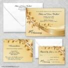 Triumph Nb Wedding Invitation And Rsvp