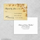 Triumph Nb Rsvp Card And Envelope