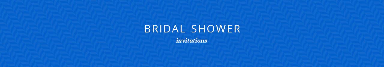 Bridal Shower Invitation Shop Now