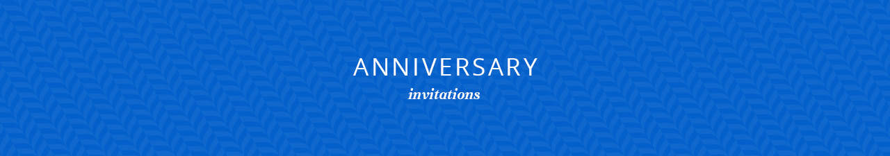Anniversary Invitations Shop Now
