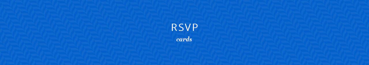 Rsvp Cards Shop Now