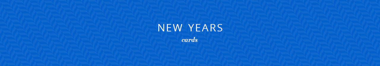 New Years Cards Shop Now