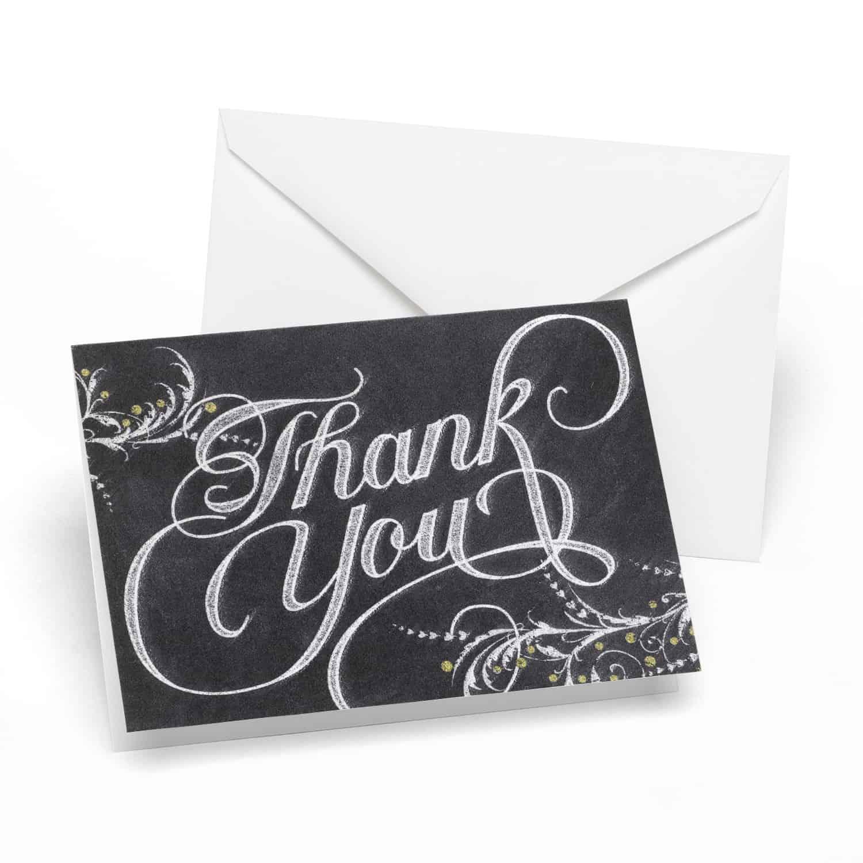 После свадьбы благодарственные открытки