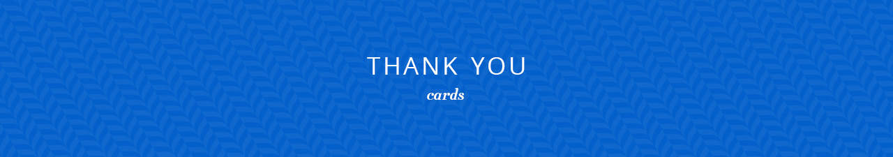 Thank You Cards Shop Now