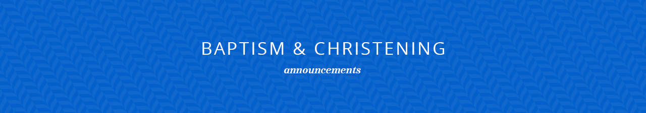 Baptism Christening Announcements Shop Now