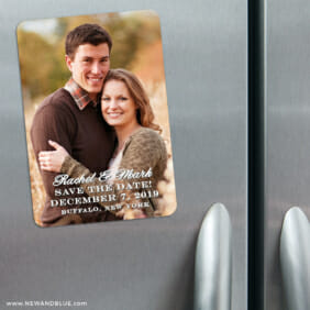 Rachel 3 Refrigerator Save The Date Magnets1