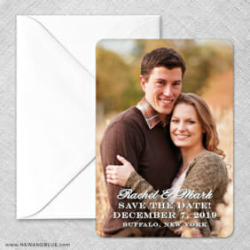 Rachel 1 Save The Date Magnets