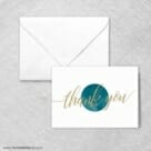 Estrella Nb Thank You Card And Envelope
