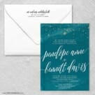 Estrella Nb Wedding Invitation With Envelope