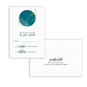 Estrella Nb Rsvp Card And Envelope White Background
