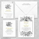 Harlow Nb Wedding Invitation And Rsvp